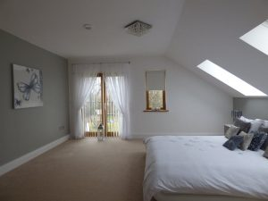 Carpeted Room